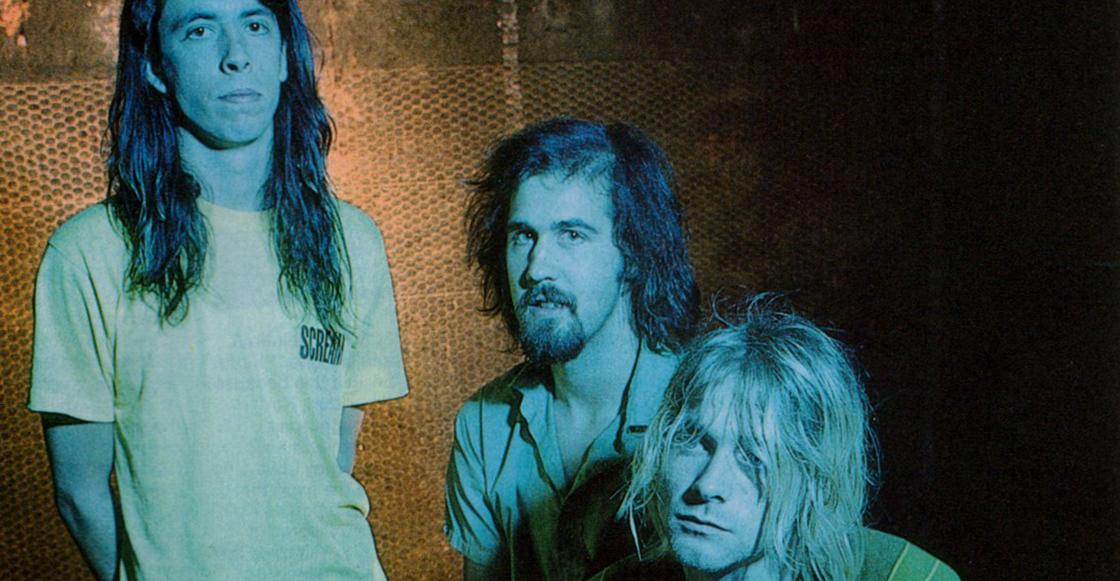 Nirvana Smells Teen Spirit