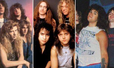big 5 thrash metal