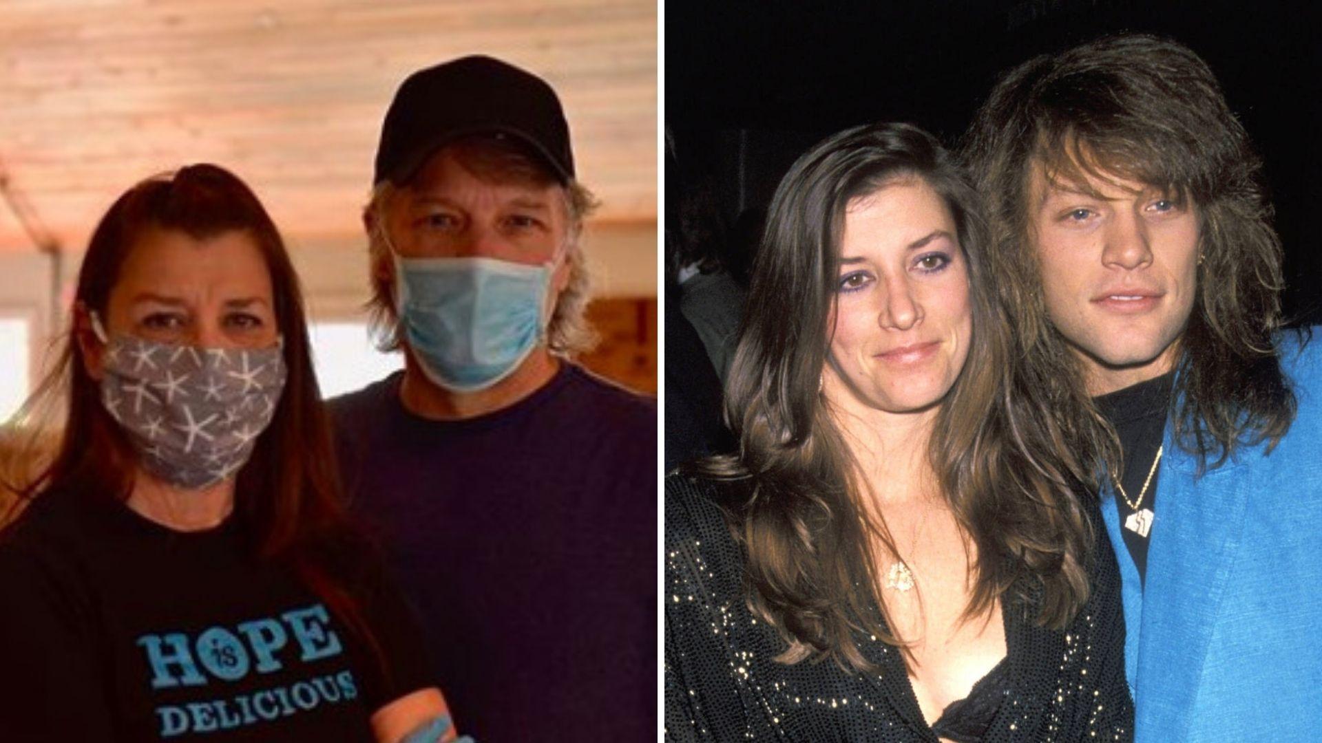 Bon Jovi Dorothea Hurley 32 aniversario casados