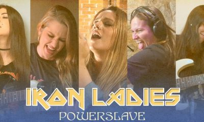 Iron Ladies maiden powerslave