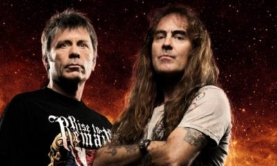 Steve Harris canción solista bruce dickinson