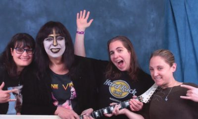 Vinnie Vincent Kiss nuevo disco