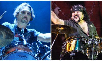 bateristas metal