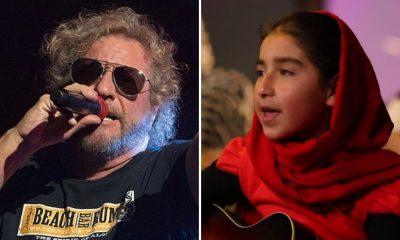 sammy hagar canción niñas afganistán