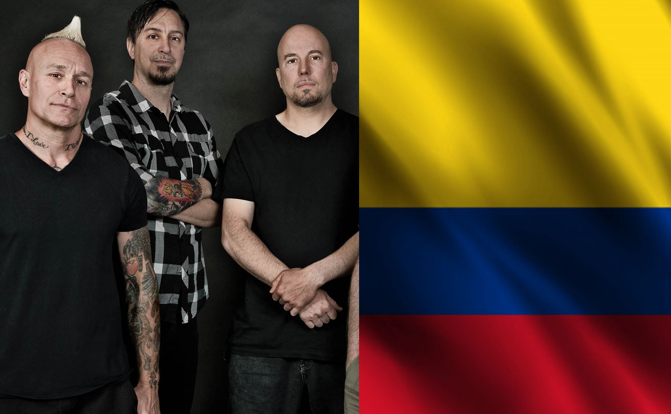 sick of it all colombia