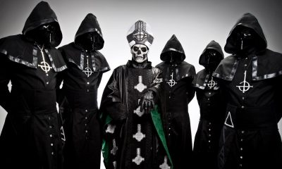 Ghost Metal Band