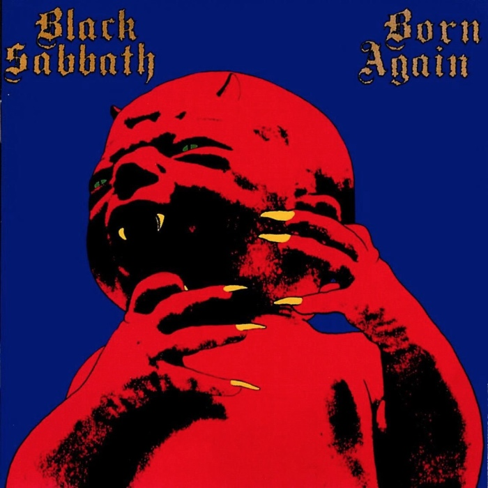 black sabbath born again