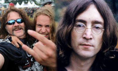 John Lennon heavy metal