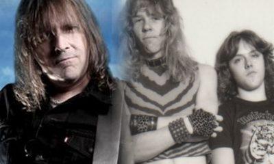 Ross the Boss Metallica
