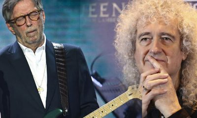 Brian May Eric Clapton