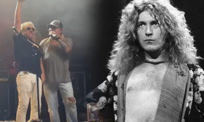 Led Zeppelin Vince Neil y Sammy Hagar