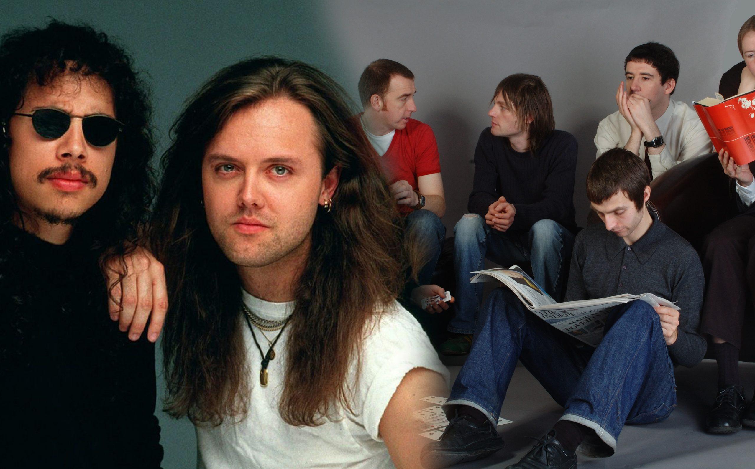 Metallica SebastiAn