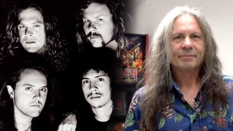 Metallica Bruce Dickinson