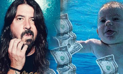 Dave Grohl Nevermind 2021
